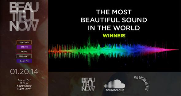 Beautiful Now Winner