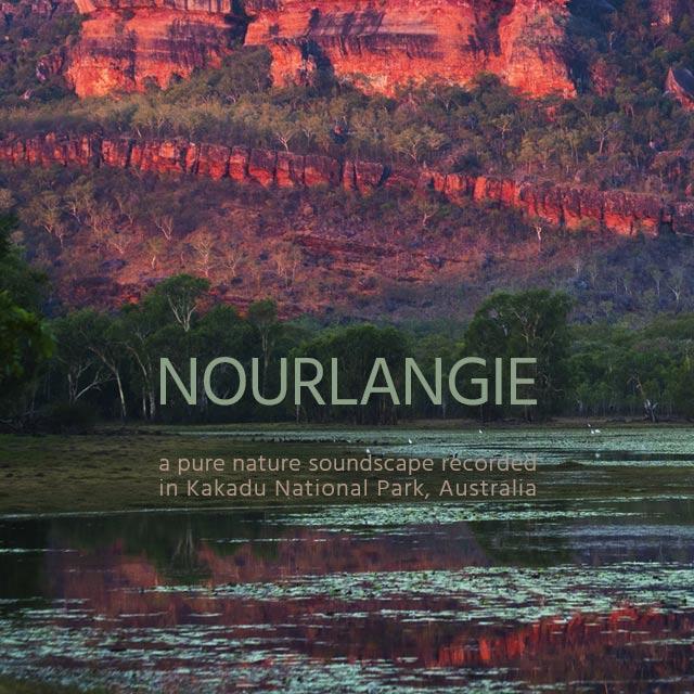 Nourlangie - Album Cover