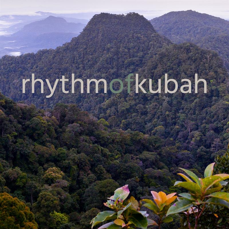 Rhythm of Kubah - Album Cover